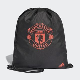Bolsa Gym Bag Manchester United BLACK/CORE PINK CY5589