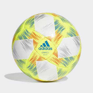 Футбольный мяч Conext 19 Sala 65 white / solar yellow / solar red / football blue DN8644