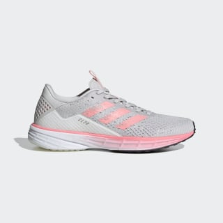 SL20 SUMMER.RDY Shoes Grey One / Light Flash Red / Cloud White FU6616