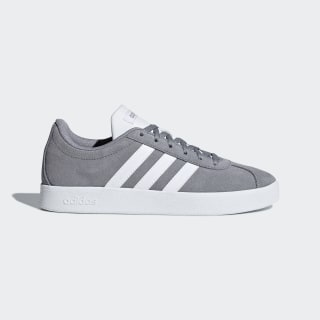 VL Court 2.0 Shoes Grey / Cloud White / Grey Four B75692