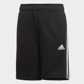 Must Haves 3-Streifen Shorts Black / White ED6492