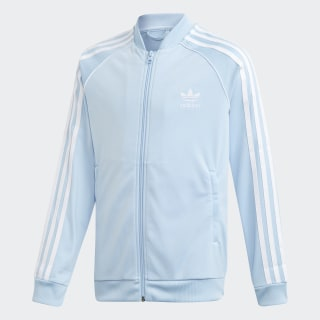 SST Track Top Clear Sky / White DW5190