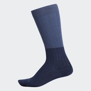 Calcetines Adipure Premium Rib-Knit Rich Blue / Navy DX0988