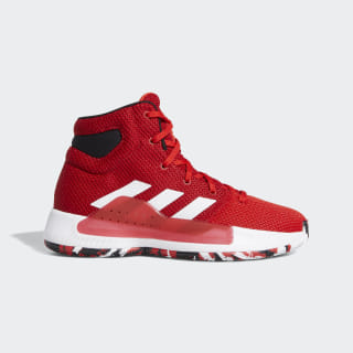 Pro Bounce Madness 2019 Schuh Active Red / Ftwr White / Scarlet BB9270