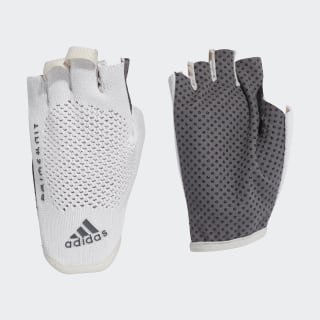 Primeknit Gloves Grey Six / White / Grey Six DT7953