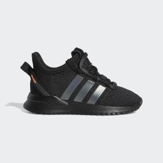 U_Path Run Schuh Core Black / Cloud White / Solar Orange FV8018