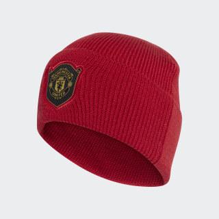 Čepice Manchester United Real Red / Black DY7697