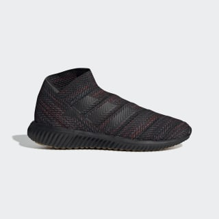 Zapatillas Nemeziz Tango 18.1 Core Black / Core Black / Active Red D98019