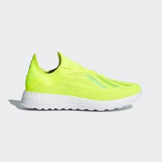Zapatos de Fútbol X 18+ SOLAR YELLOW/SOLAR YELLOW/ICE YELLOW BB7421