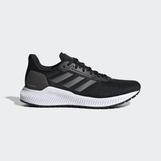 Zapatillas SOLAR BOUNCE core black/night met./grey six EF1443