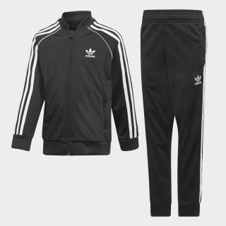 Conjunto de Chaqueta y Pantalón SST Black / White DV2849