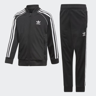 SST Track Suit Black / White DV2849