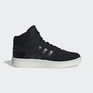 Hoops 2.0 Mid Schuh Core Black / Core Black / Cloud White EE7893