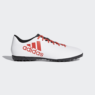 Calzado X Tango 17.4 Turf GREY/REAL CORAL S18/CORE BLACK CP9147