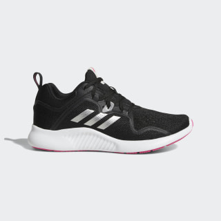Zapatillas edgebounce CORE BLACK/SILVER MET./SHOCK PINK BB7563