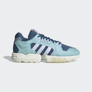 Zapatilla ZX Torsion Parley Off White / Cloud White / Hi-Res Aqua EG3356