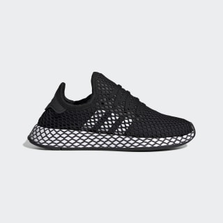 Deerupt Runner Shoes Core Black / Cloud White / Grey Five CG6840