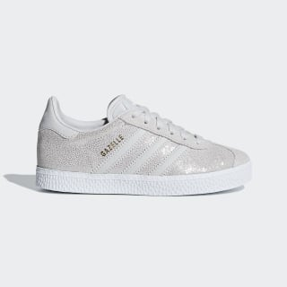 Zapatilla Gazelle Ftwr White / Grey One / Ftwr White F34561