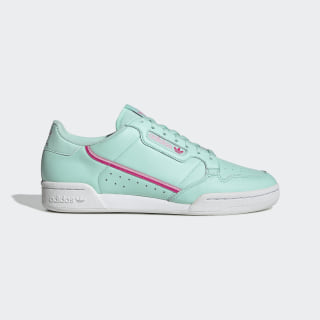 Continental 80 Shoes Clear Mint / Shock Pink / True Pink EF8887