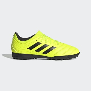 Copa 19.3 Turf Boots Solar Yellow / Core Black / Solar Yellow F35463