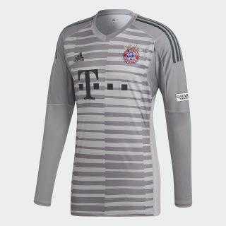 Dres FC Bayern Goalkeeper Grey One / Light Granite / Utility Ivy DQ0704