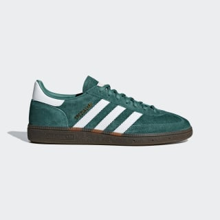 Handball Spezial Shoes Active Green / Cloud White / Gum5 BD7630