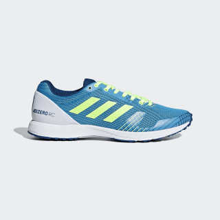 Adizero RC Shoes Shock Cyan / Hi-Res Yellow / Legend Marine B37390