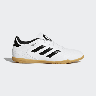 Guayos COPA TANGO 18.4  IN FTWR WHITE/CORE BLACK/TACTILE GOLD MET. F17 CP8963