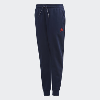 Arsenal Sweat Tracksuit Bottoms Collegiate Navy / Scarlet EH5619