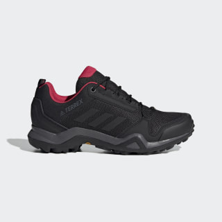 Zapatillas Terrex AX3 GTX Black / Core Black / Active Pink BC0572