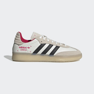 Samba RM Shoes Running White / Core Black / Energy Pink EE7057