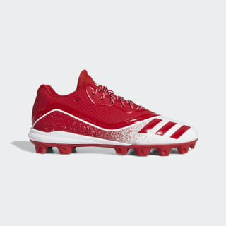 Icon V Mid Cleats Power Red / Power Red / Cloud White G28287