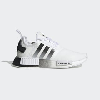 NMD_R1 Shoes Cloud White / Core Black / Cloud White EG7956