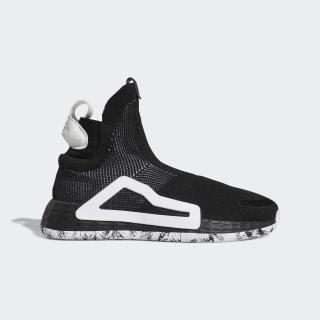 Баскетбольные кроссовки N3xt L3v3l core black / ftwr white / core black BB9194