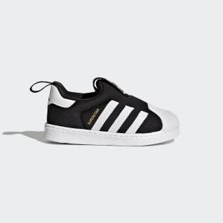 Zapatilla Superstar 360 Core Black / Footwear White / Gold Metallic S82711