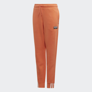 Pants S semi coral ED7881