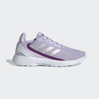 Nebula Ted Shoes Purple Tint / Matte Silver / Glory Purple EG3928
