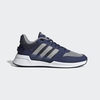 Кроссовки Run 90s dark blue / light granite / legend ink EF2647