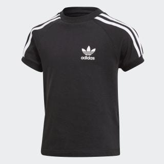 California T-shirt Black/White CY2295