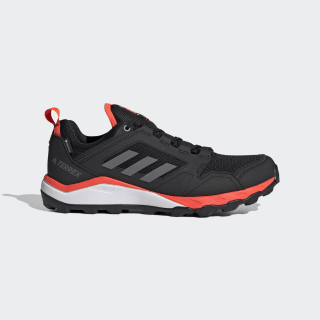 Tenisky Terrex Agravic TR GORE-TEX Trail Running Shoes Core Black / Grey Four / Solar Red EF6868