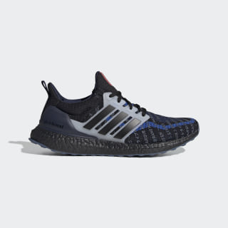 Ultraboost Seoul sko Collegiate Navy / Core Black / Shock Red EH1711