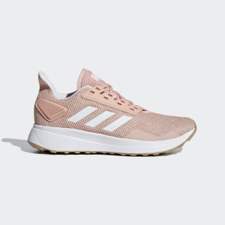 Zapatillas Duramo 9 Dust Pink / Cloud White / Clear Orange F34759
