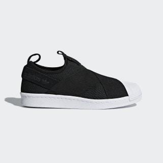Superstar Slip-on Shoes Core Black / Core Black / Cloud White B37193