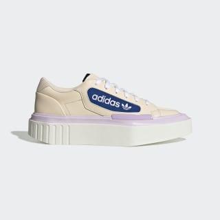 adidas Hypersleek Shoes Linen / Off White / Yellow Tint EF5207