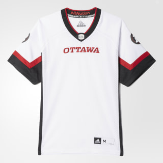 Redblacks Away Jersey White / Black BA0638