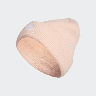 WOMENS TEAM ISSUE FOLD BEANIE Light Pink CM4042