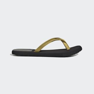 Eezay Flip-Flops Gold Metallic / Core Black / Core Black EG2036
