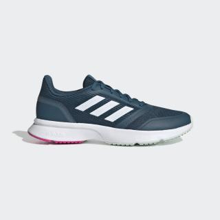 Nova Flow Shoes Tech Mineral / Cloud White / Shock Pink EH1378