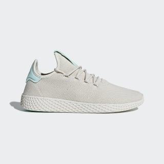 Pharrell Williams Tennis Hu Shoes Talc / Talc / Chalk White B41885