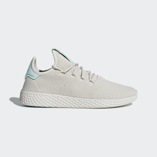 Tênis Pharrell Williams Tennis Hu TALC/TALC/CHALK WHITE B41885